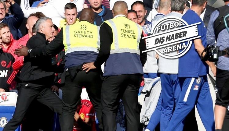 Jose Mourinho'yu zor tuttular: