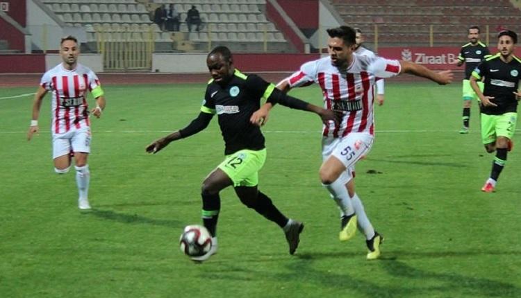 Kahramanmaraşspor 3-0 Konyaspor maç özeti ve golleri