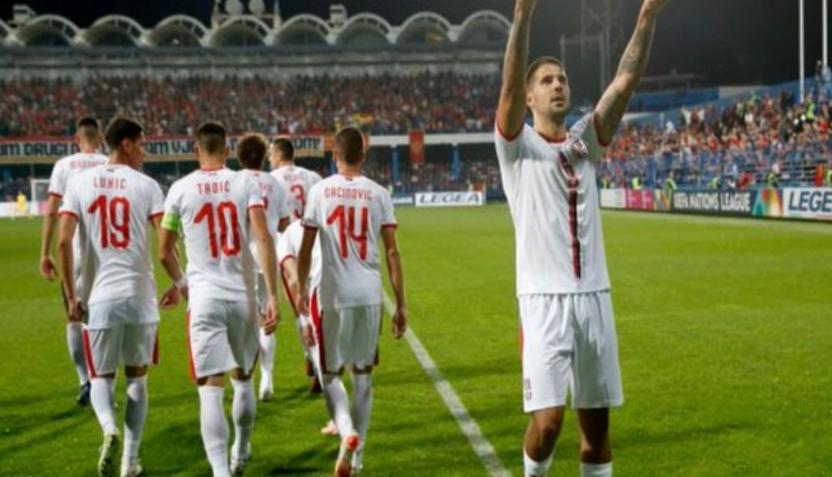 Karadağ 0-2 Sırbistan maç özeti ve golleri (İZLE)