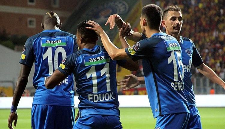 Kasımpaşa 3-1 Göztepe maçın özeti ve goller
