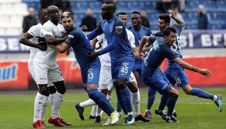 Kasımpaşa 5-0 Akhisarspor maçın özeti ve goller