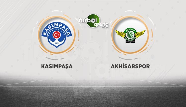 Kasımpaşa Akhisarspor beIN Sports canlı şifresiz izle (Kasımpaşa Akhisar CANLI)