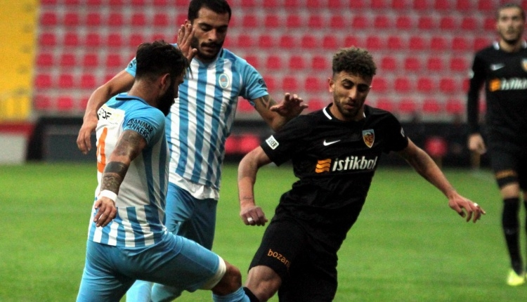 Kayserispor 6-1 Pazarspor maç özeti ve golleri İZLE