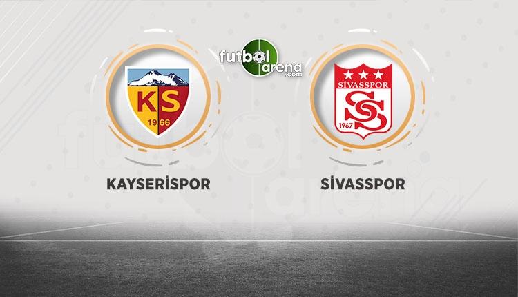 Kayserispor - Sivasspor beIN Sports canlı şifresiz izle (Kayseri Sivas CANLI)