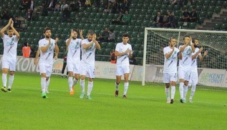 Kocaelispor 3-0 Bucaspor maç özeti ve golleri