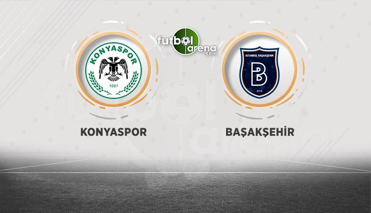 Konyaspor Başakşehir canlı izle (Konyaspor Başakşehir bein sports canlı şifresiz ücretsiz izle)