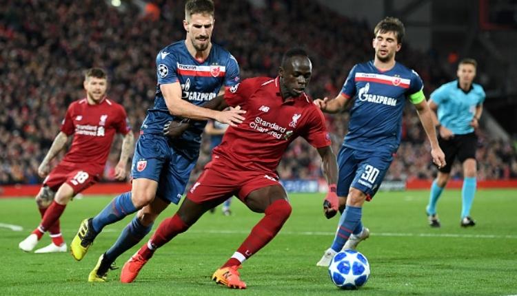 Liverpool 4-0 Kızılyıldız maç özeti ve golleri izle (Şampiyonlar Ligi maç özetleri izle)