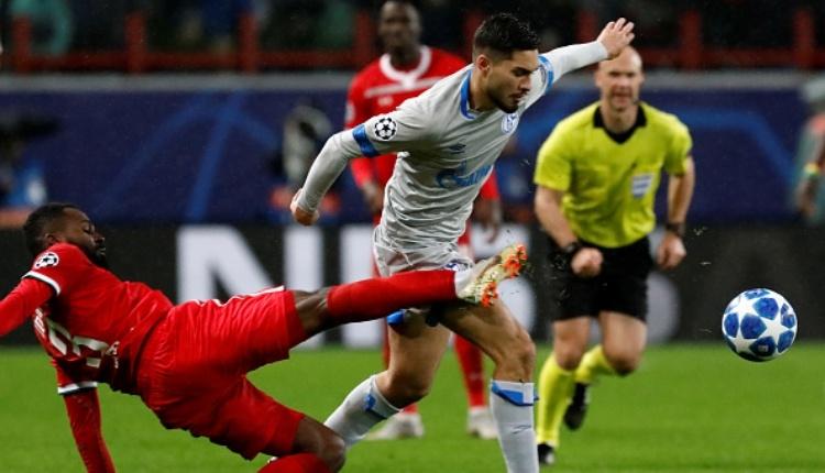 Lokomotiv Moskova 0-1 Schalke maç özeti ve golleri (İZLE)