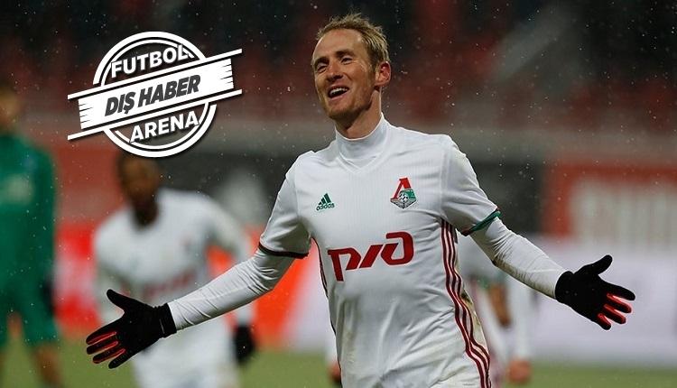 Lokomotiv Moskova'da Ignatyev'den Galatasaray itirafı