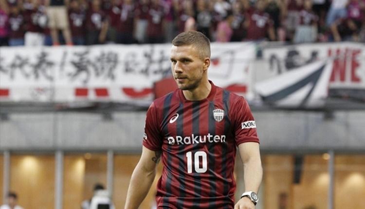 Lukas Podolski'den Fenerbahçelileri kızdıracak hareket!