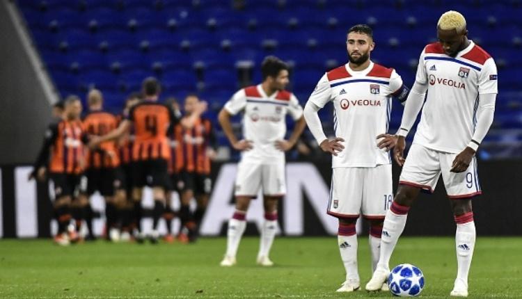 Lyon 2-2 Shaktar maç özeti ve golleri (İZLE)