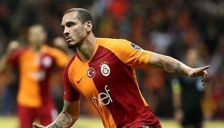 Maicon, Galatasaray'dan ayrılacak mı?