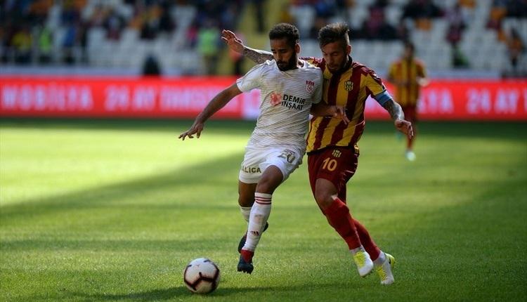 Malatyaspor 4-4 Sivasspor maç özeti ve golleri izle