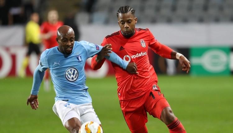 Malmö 2-0 Beşiktaş maç özeti ve golleri (İZLE)