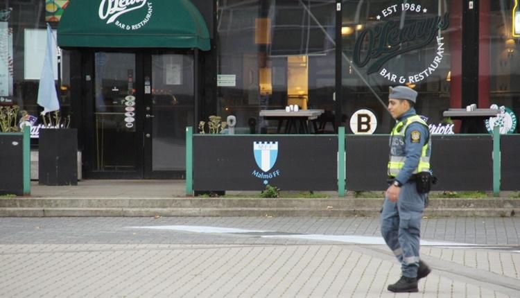 Malmö - Beşiktaş maçı öncesi terör alarmı