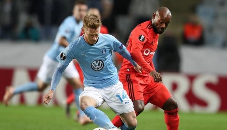 Malmö'nün son 2 galibiyeti de Beşiktaş'a karşı