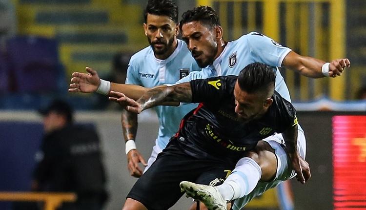 Medipol Başakşehir 1-1 Yeni Malatyaspor maç özeti ve golleri