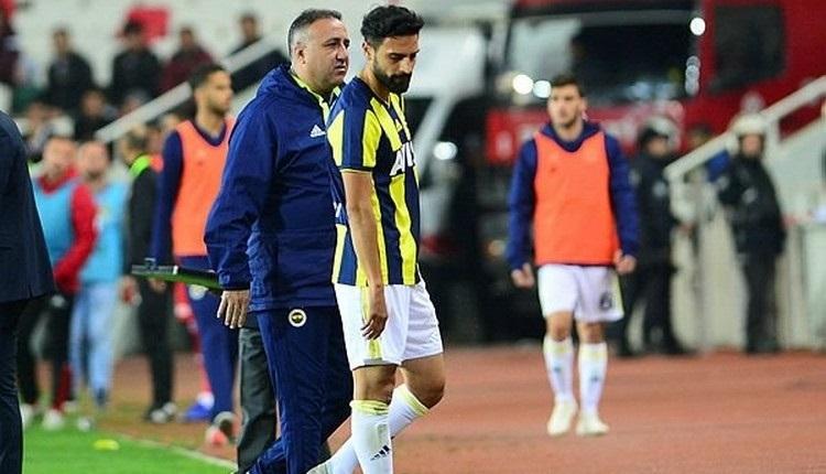 Mehmet Ekici'nin sakatlığında Cocu'nun ihmali!