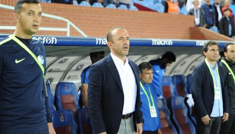Mehmet Özdilek: 'Trabzonspor'dan daha üstündük'