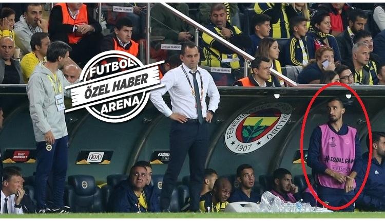 Mehmet Topal saati niye gösterdi? FutbolArena açıklıyor