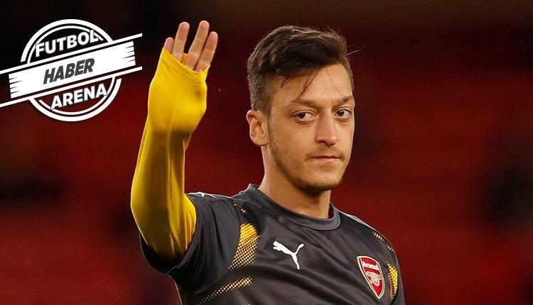 Mesut Özil'den flaş Türkiye açıklaması: