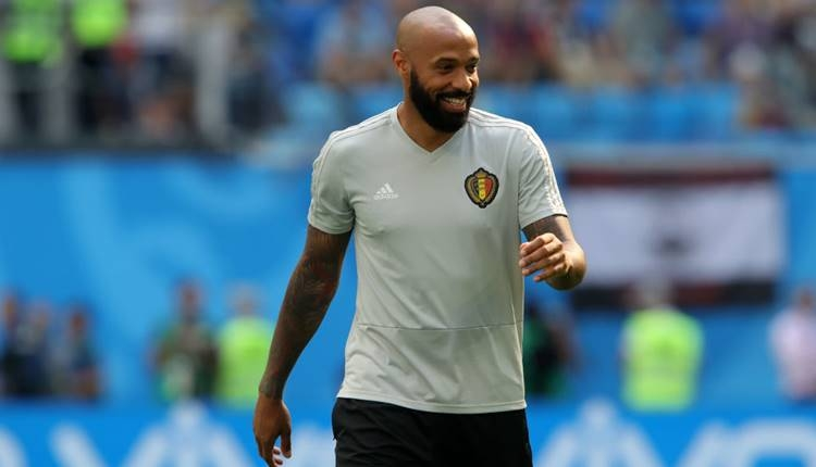 Monaco'nun yeni teknik direktörü Thierry Henry