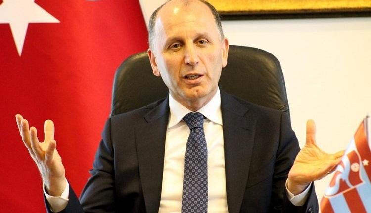 Muharrem Usta'dan Trabzonspor yönetimine sert yanıt