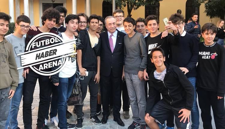 Mustafa Cengiz'den o isme gönderme