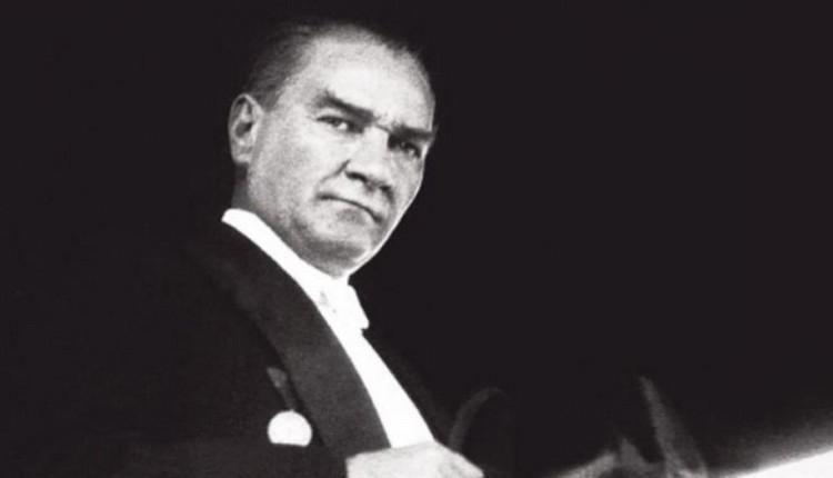 Mustafa Kemal Atatürk için Galatasaray belgesi