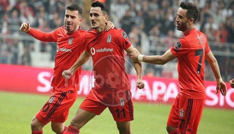 Mustafa Pektemek Rizespor'a attığı golle ilki yaşadı