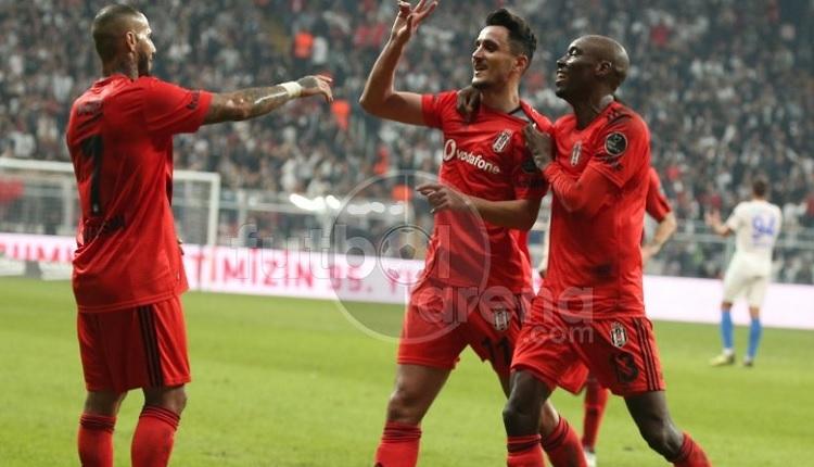 Mustafa Pektemek'ten Galatasaray'dan sonra Rizespor'a 2 gol