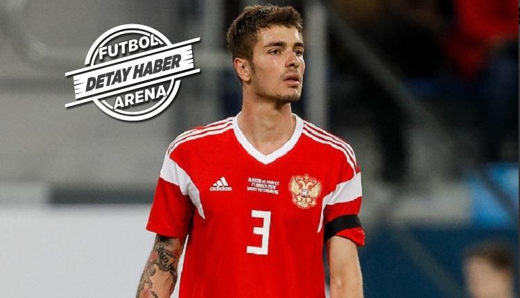 Neustadter ilk golünü Türkiye'ye attı
