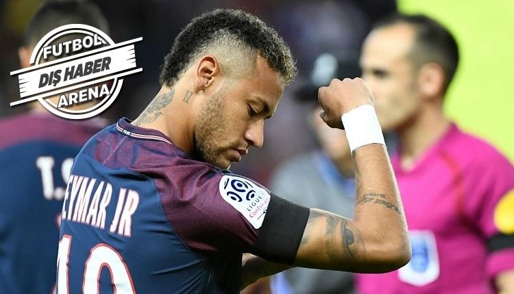 Neymar Barcelona'ya geri dönmek istiyor