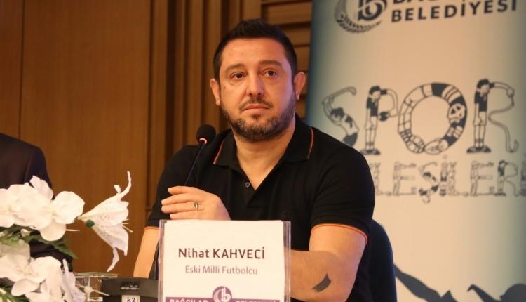 Nihat Kahveci'den Ali Koç'a gönderme: ''Sözünün eriyse!''