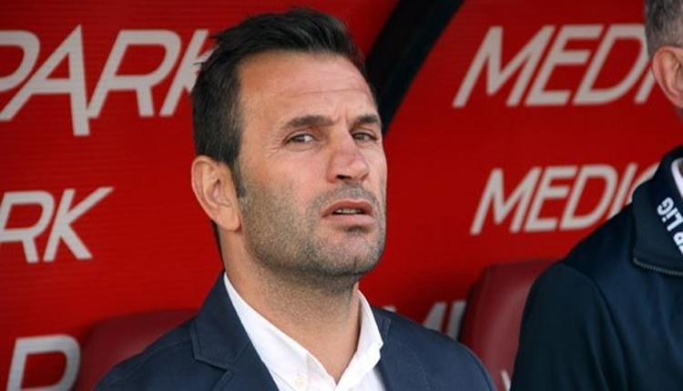 Okan Buruk'un şansı Beşiktaş'a tutmuyor