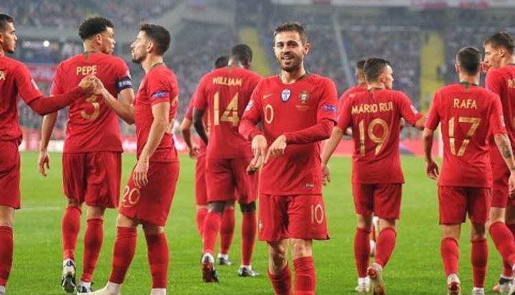 Polonya 2-3 Portekiz maç özeti ve golleri (İZLE)