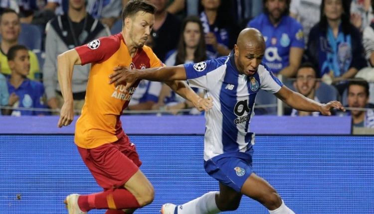 Porto 1-0 Galatasaray maç özeti ve golü (İZLE)