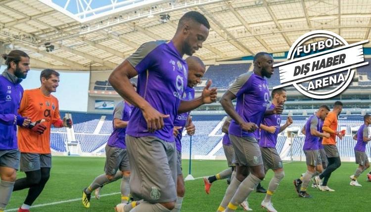 Porto'da Galatasaray maçı öncesi eksik futbolcular