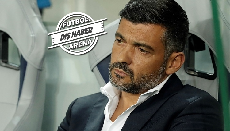 Porto'da Sergio Conceiçao'dan Galatasaray itirafı