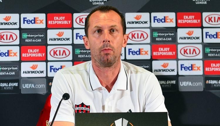 Radoslav Latal: ''Fenerbahçe'nin üzerindeki kazanma baskısını değerlendirmeye çalışacağız'