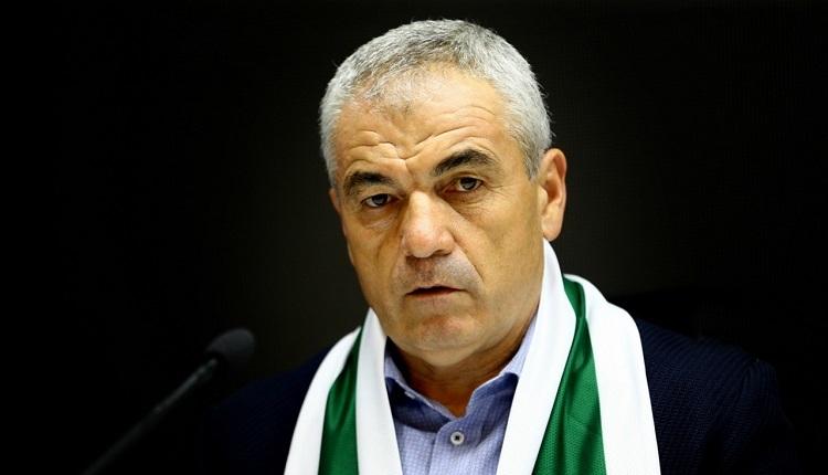 Rıza Çalımbay: 'Beşiktaş maçını rahat kazanabilirdik'