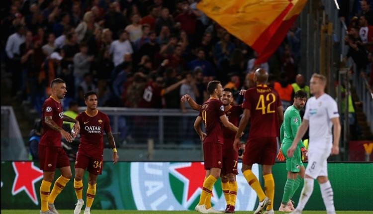 Roma 5-0 Viktoria Plzen maç özeti ve golleri (İZLE)