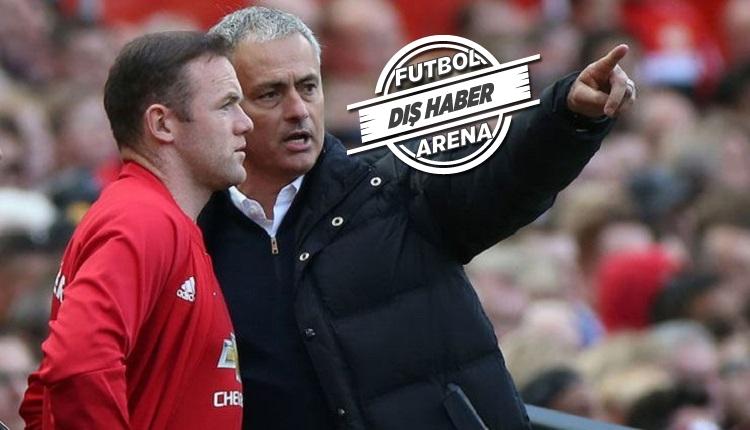 Rooney Jose Mourinho'ya sahip çıktı