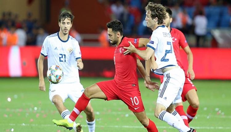 Rusya - Türkiye maçı ne zaman, saat kaçta, hangi kanalda?