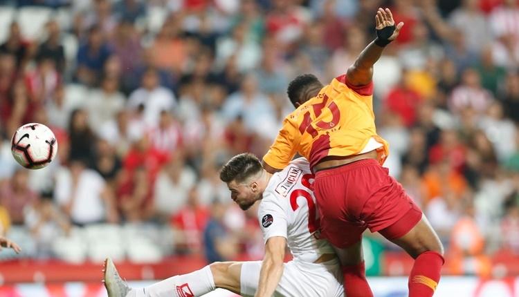 Ryan Donk, Galatasaray'daki ilk golünü attı