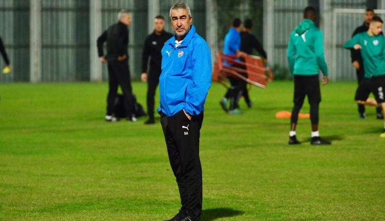 Samet Aybaba: ''Galatasaray'dan puan almak istiyoruz''