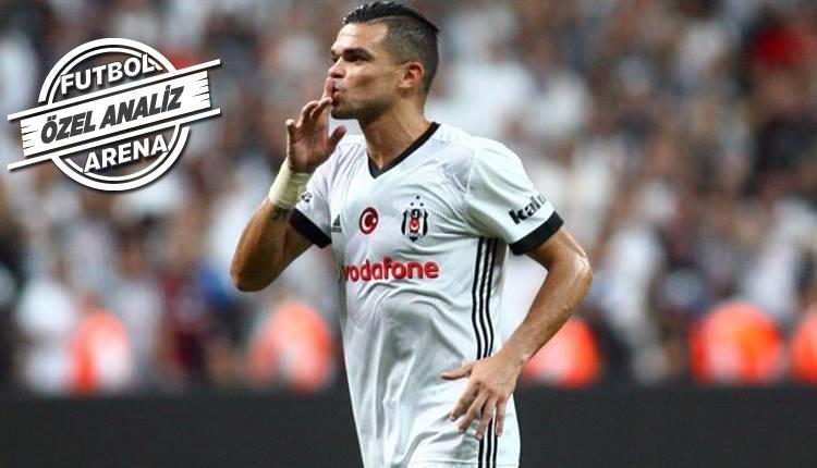 Savunmada kule onlar! Pepe ve Mustafa Yumlu