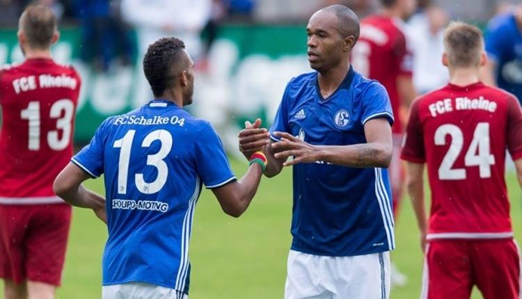Schalke 04'e Galatasaray maçı öncesi bir şok daha!