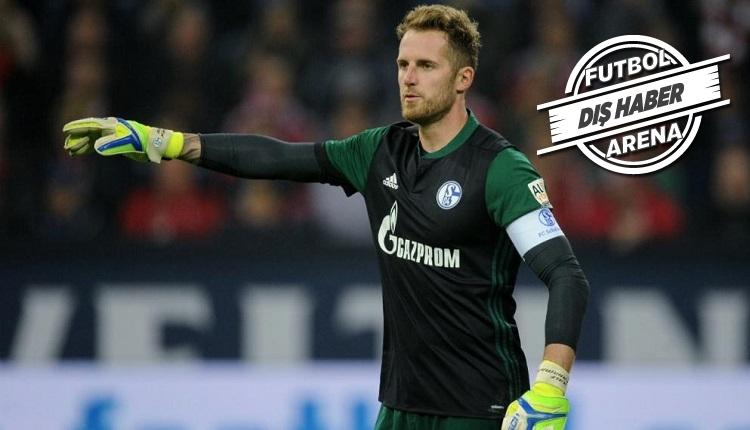 Schalke'de Galatasaray maçı öncesi kaleci sakatlandı