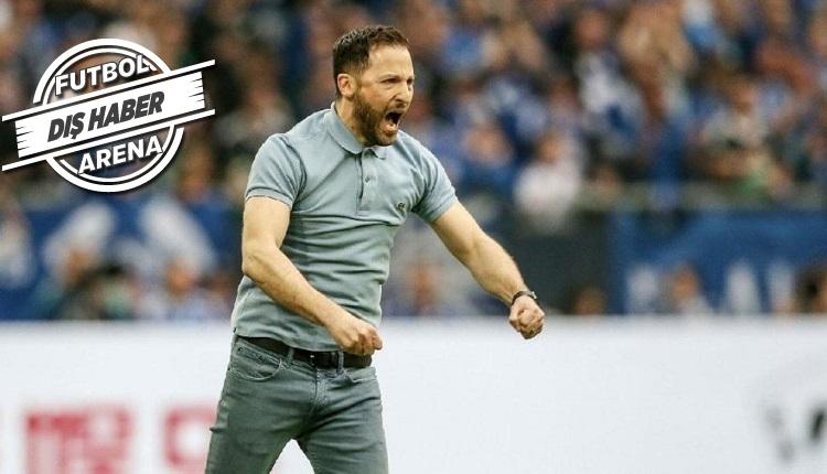 Schalke'nin hocası Tedesco: